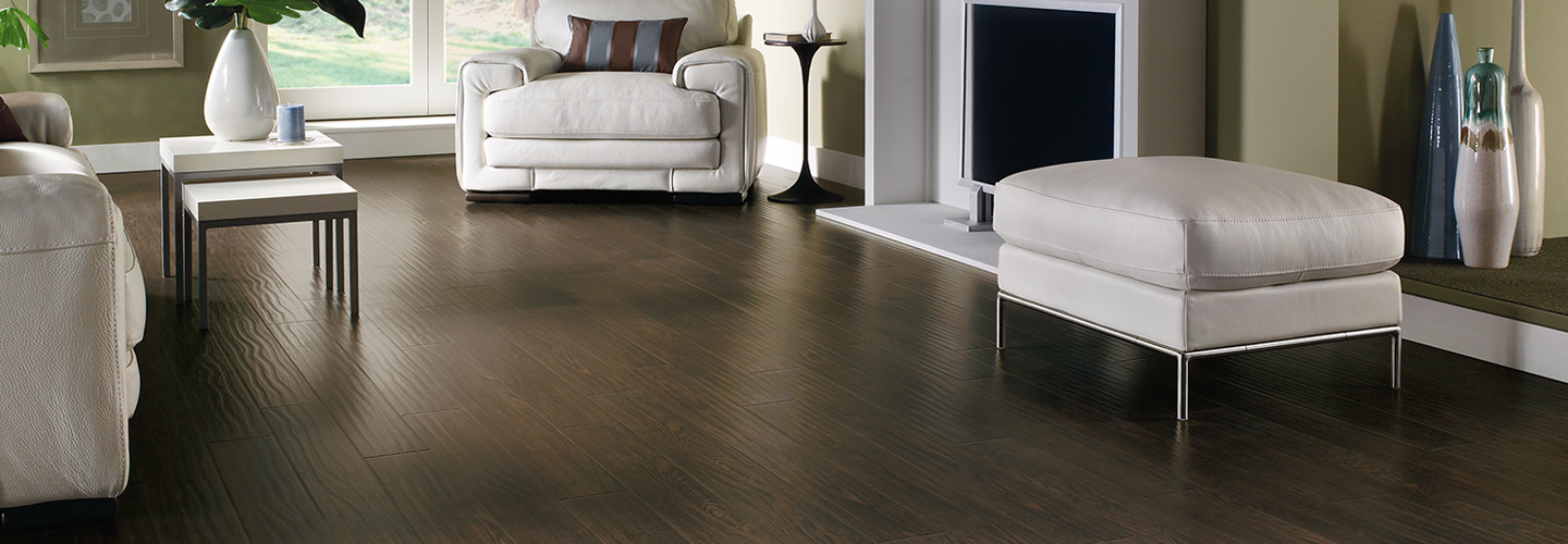 Selecting laminate flooring